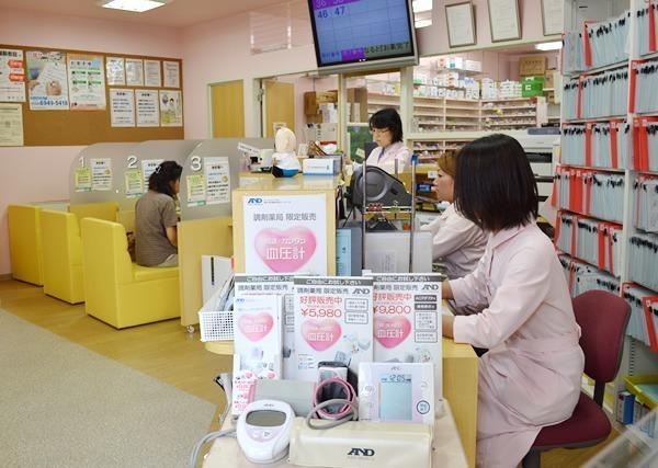 ちーぷ薬局守口駅前店の画像
