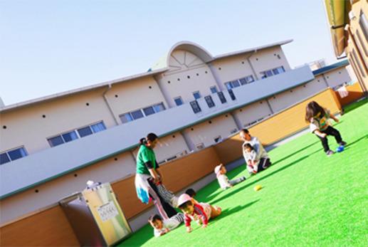 おひさま保育園の画像