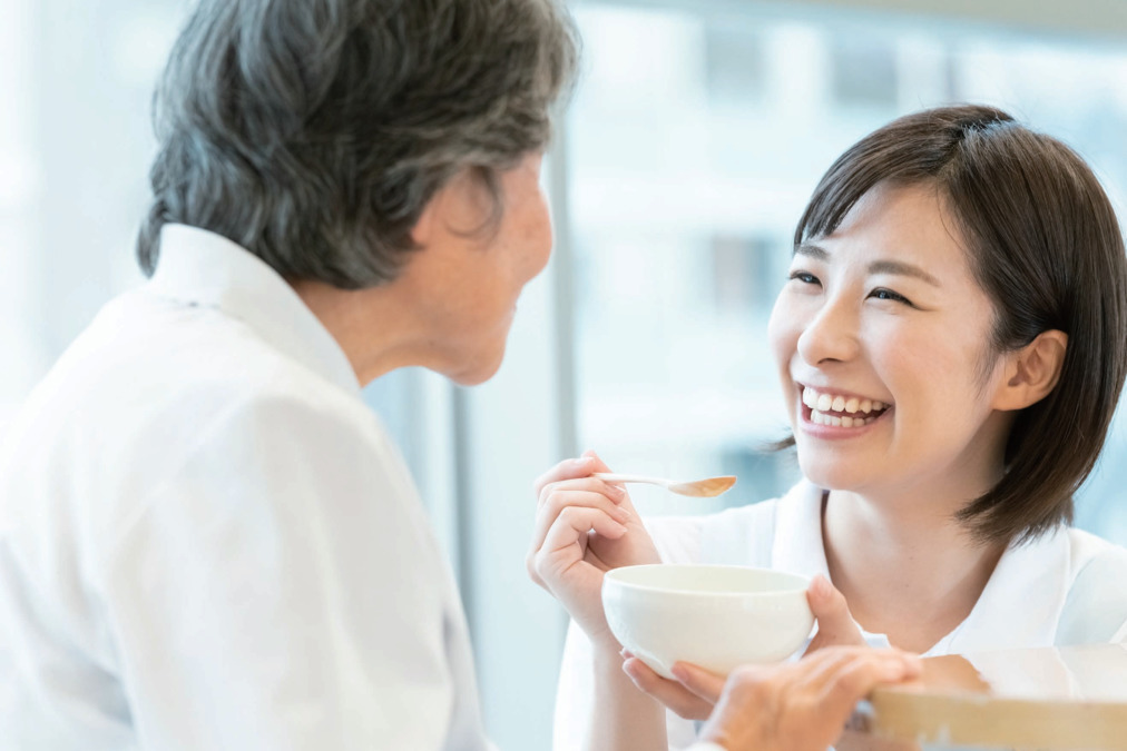 日清医療食品株式会社 鶴見西口病院内の厨房の画像