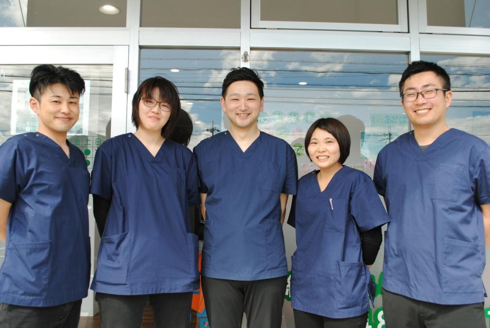 あおば鍼灸接骨院の写真1枚目:あおば鍼灸整骨院で一緒に働きませんか?