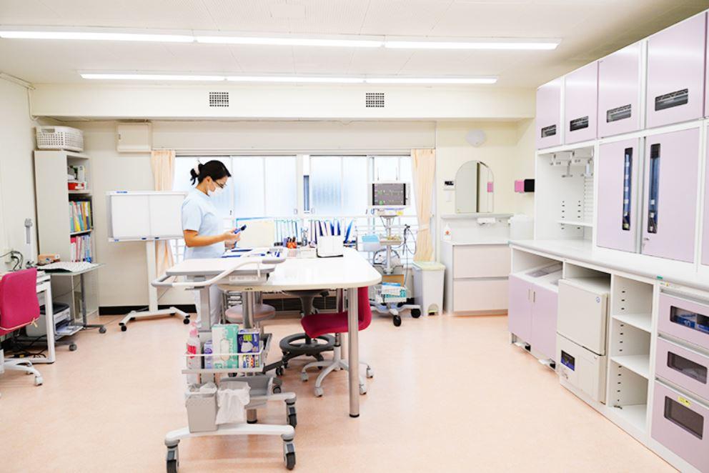 扇大橋病院の画像