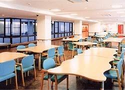 介護老人保健施設 ウイング(生活相談員の求人)の写真2枚目:ウイング食堂