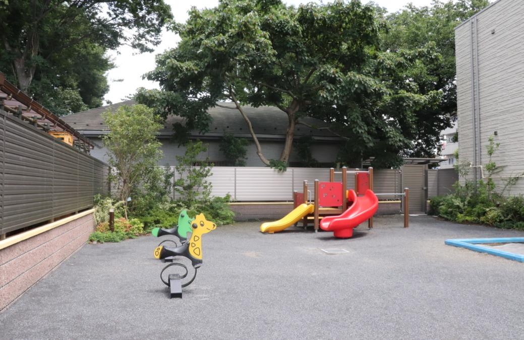 三鷹新川雲母保育園の画像