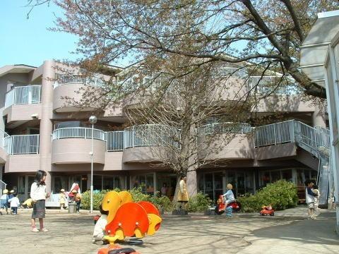 村山中藤保育園 櫻の画像