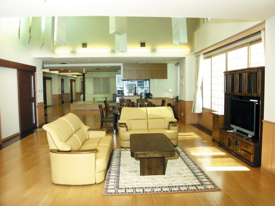 上川町特別養護老人ホーム 大雪荘の画像