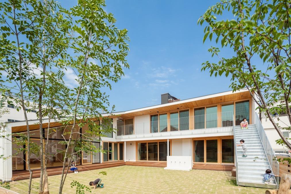 大阪市認可保育所 トレジャーキッズよこづつみ保育園の画像
