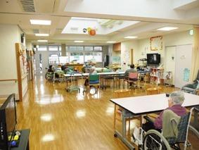 特別養護老人ホーム アルテン赤丸の画像
