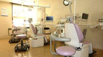 クレセント歯科クリニック(歯科医師の求人)の写真: