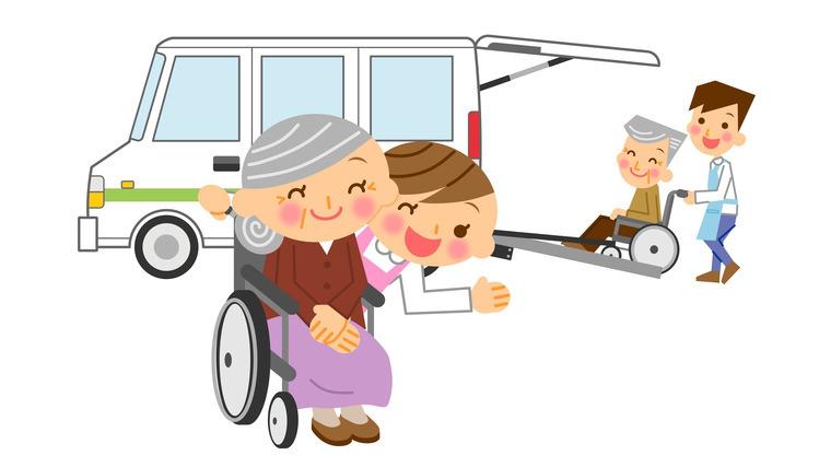 介護タクシーフリージアの画像