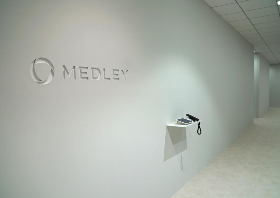株式会社メドレーの画像