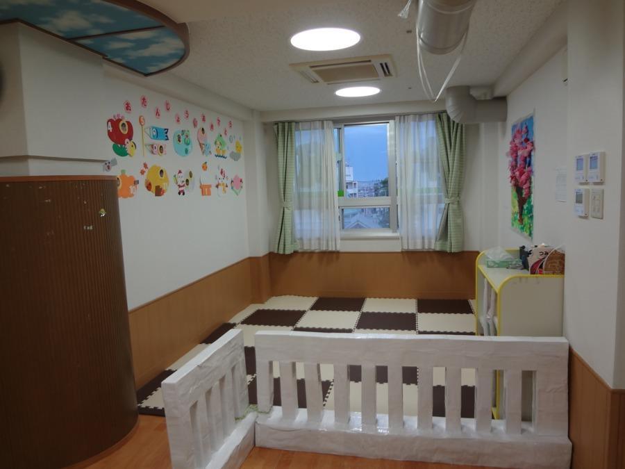 宝塚病院すみれ保育室の画像