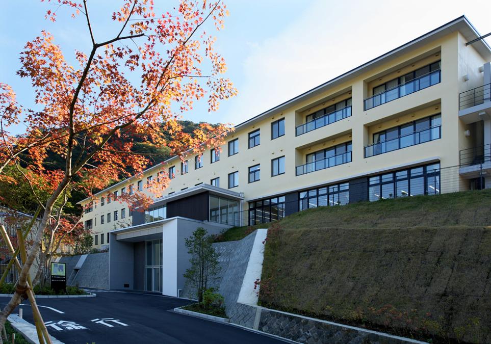 箱根リハビリテーション病院の画像