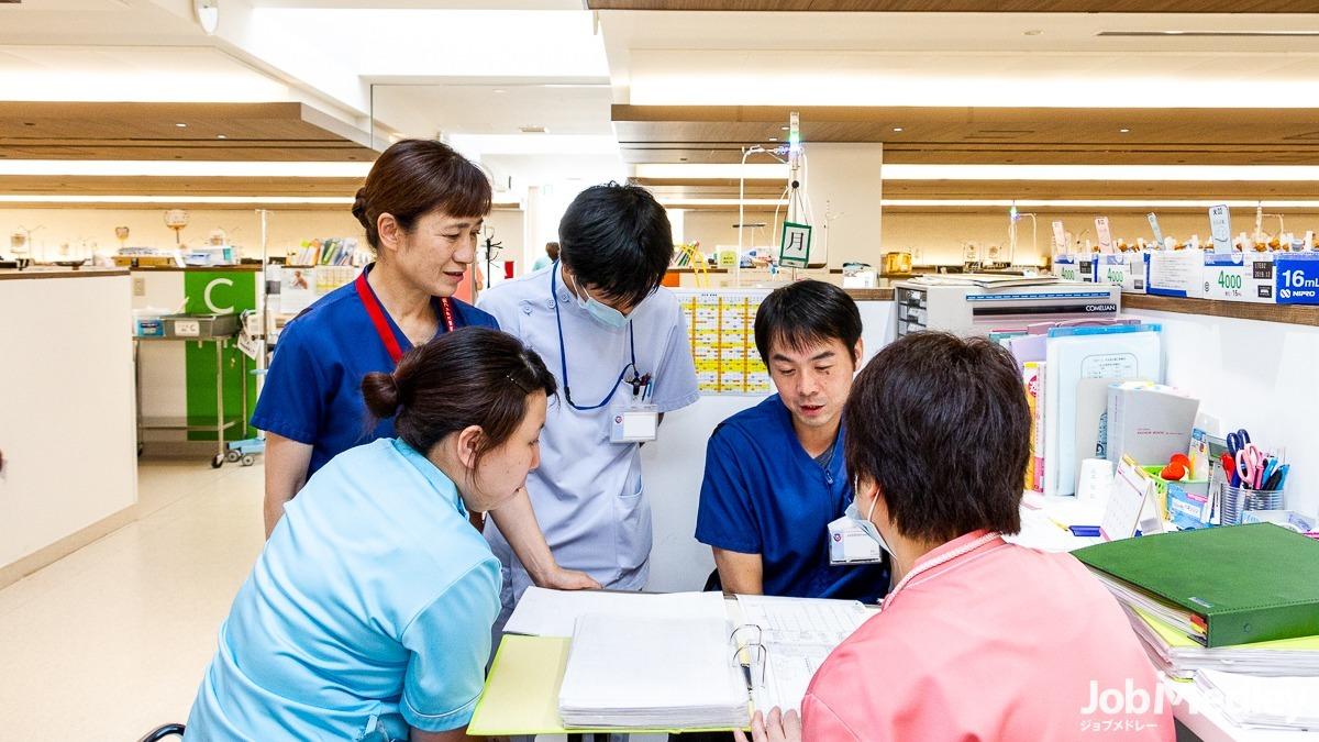 あけぼの病院の画像