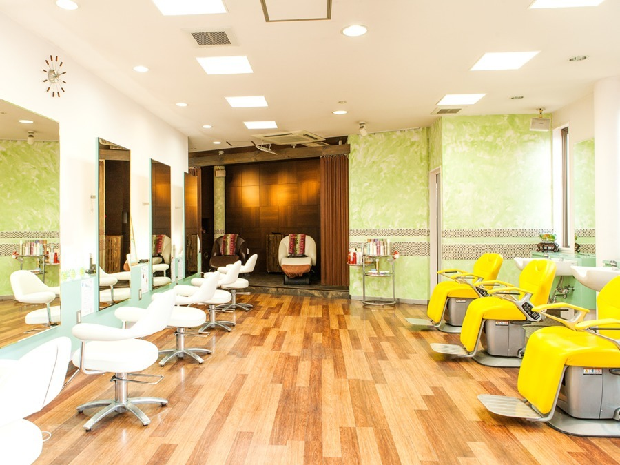 ヘアパシアント豪徳寺店(美容師の求人)の写真: