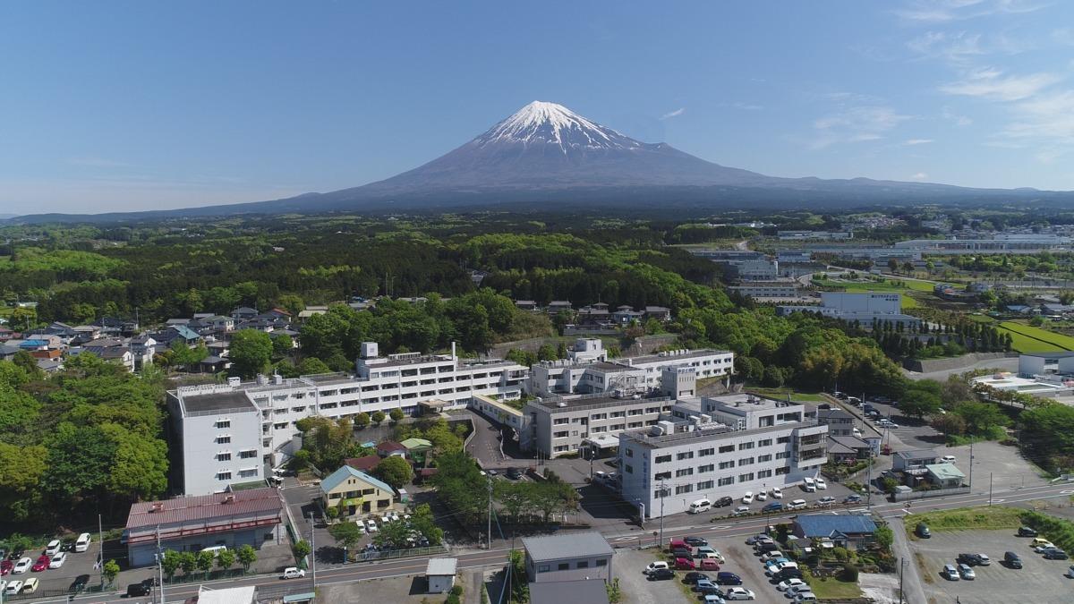 介護老人保健施設ヒューマンライフ富士の写真1枚目: