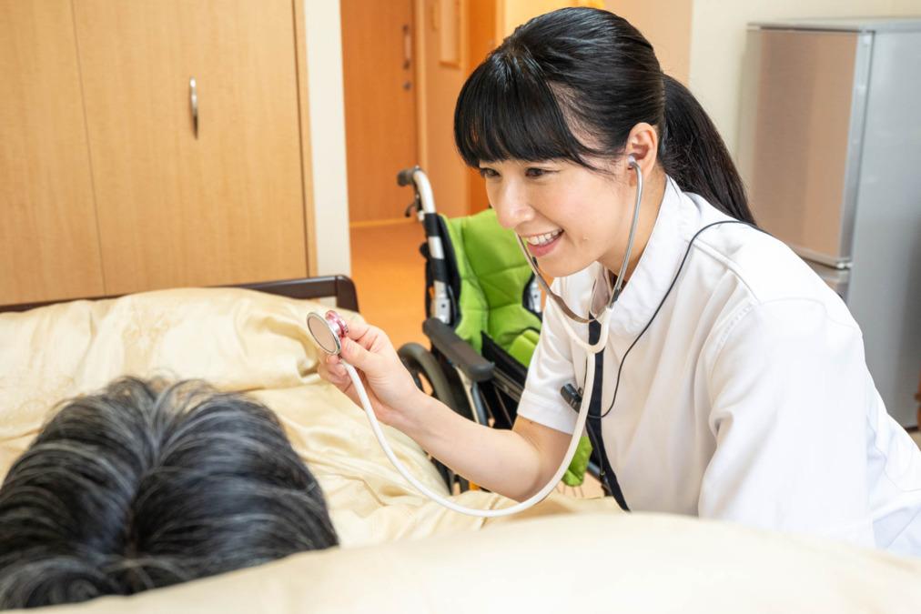 アミカの郷北浦和(看護師/准看護師の求人)の写真: