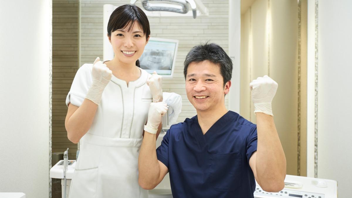 島田歯科医院(歯科衛生士の求人)の写真1枚目: