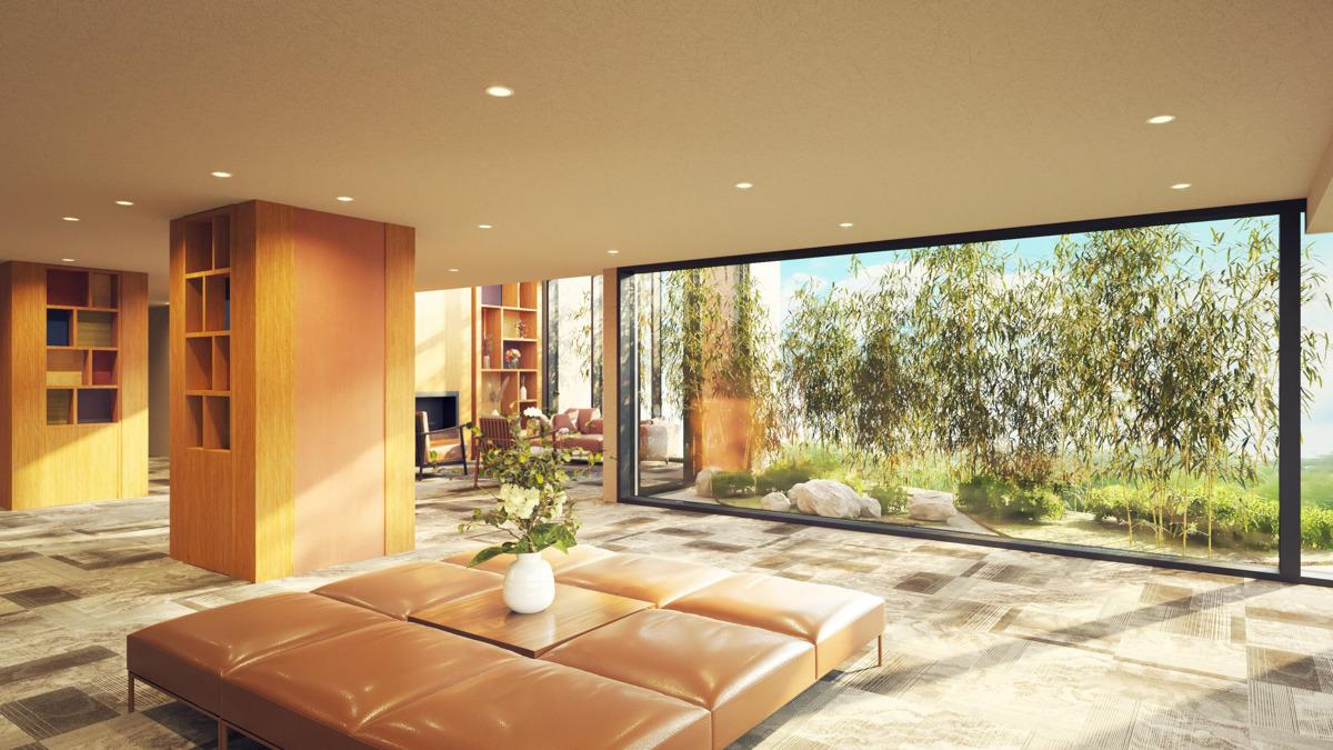 ガーデンテラス砧公園の画像