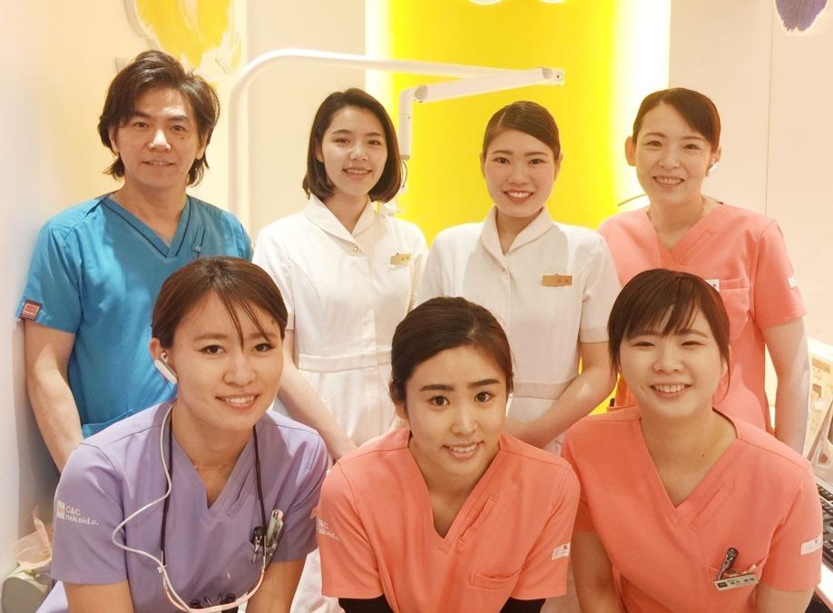C&Cナカイデンタルクリニック(ホワイトエッセンス堺光明池)(歯科衛生士の求人)の写真: