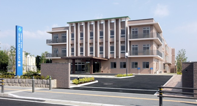 介護老人福祉施設アイランドシティ照葉の画像
