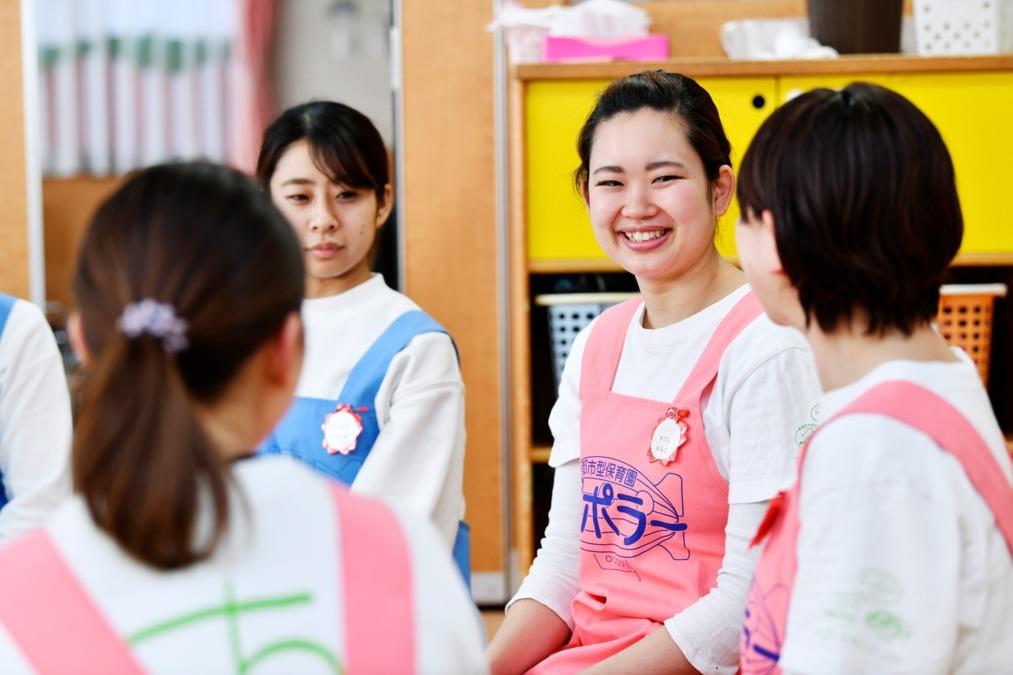 都市型保育園ポポラー  あんびしゃす 札幌手稲中央園(調理師/調理スタッフの求人)の写真1枚目: