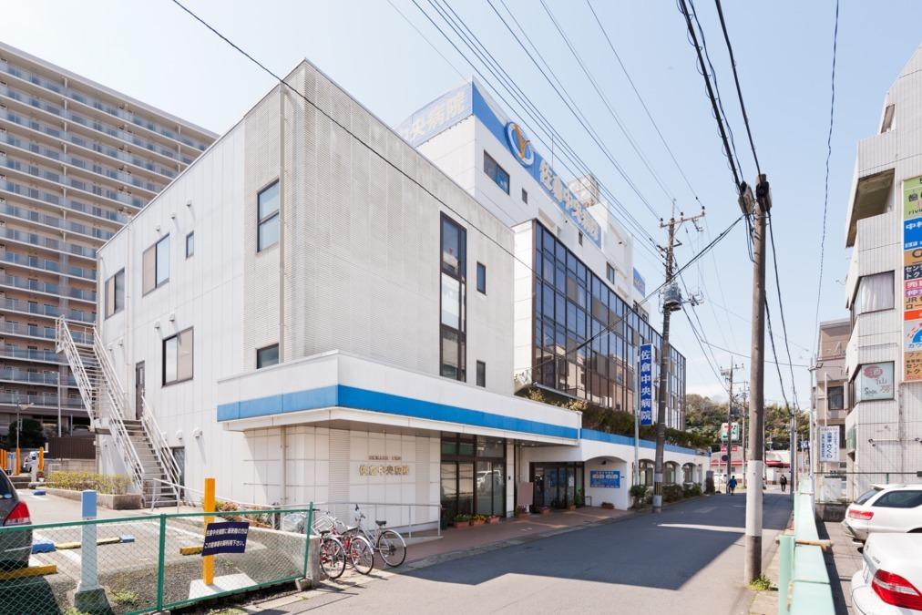 佐倉中央病院の画像