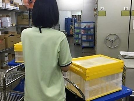 株式会社ムトウ 北里研究所病院の画像