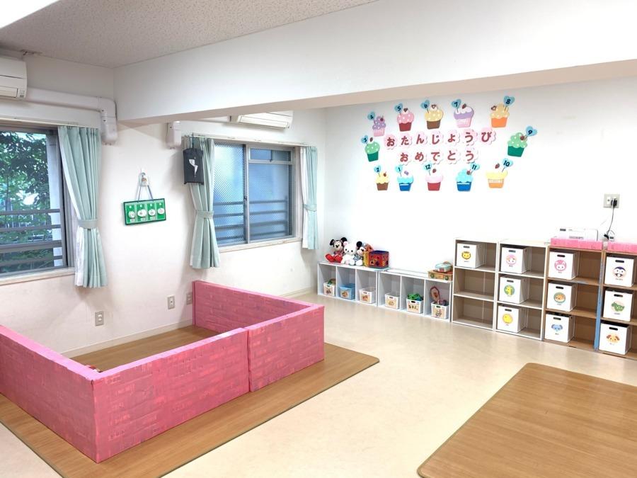 市立芦屋病院院内保育所うりぼうクラブの画像