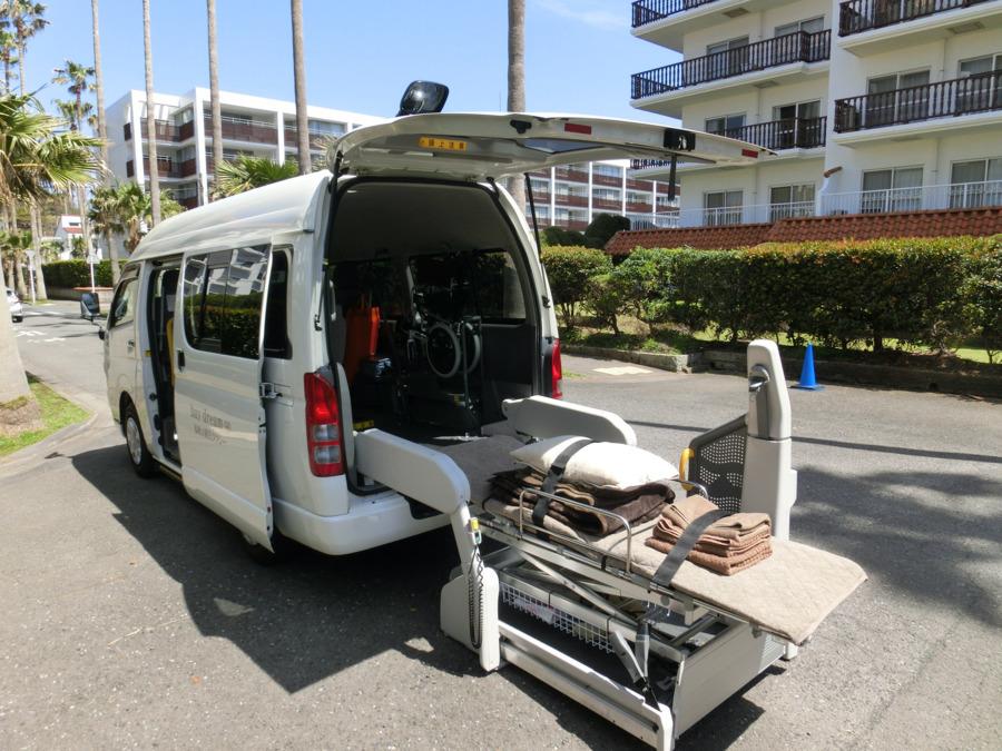 民間救急 ベイドリーム福祉&観光タクシー合同会社の写真1枚目: