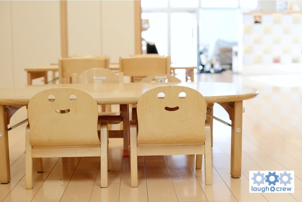 東京都認証保育所「ラフ・クルー若葉台保育園」の画像