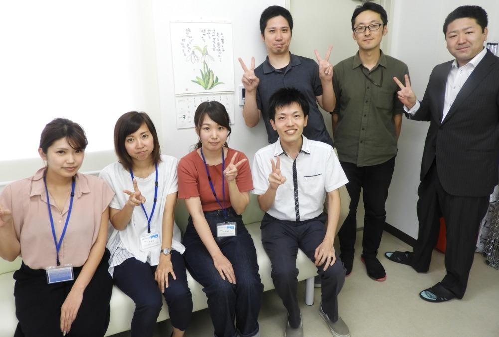 医療法人社団おおぞら会つばさクリニック(医療ソーシャルワーカーの求人)の写真: