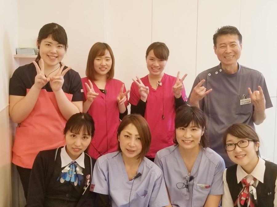 かねだ歯科医院(ホワイトエッセンス京都山科)(歯科衛生士の求人)の写真: