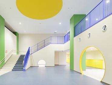 四條畷学園大学附属幼稚園の画像