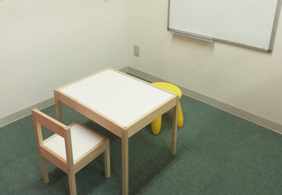 てらぴぁぽけっと 千葉中央教室(児童発達支援管理責任者の求人)の写真:ABAセラピーを行っています