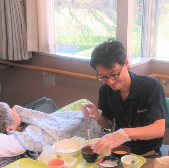 特別養護老人ホーム弥生苑の画像