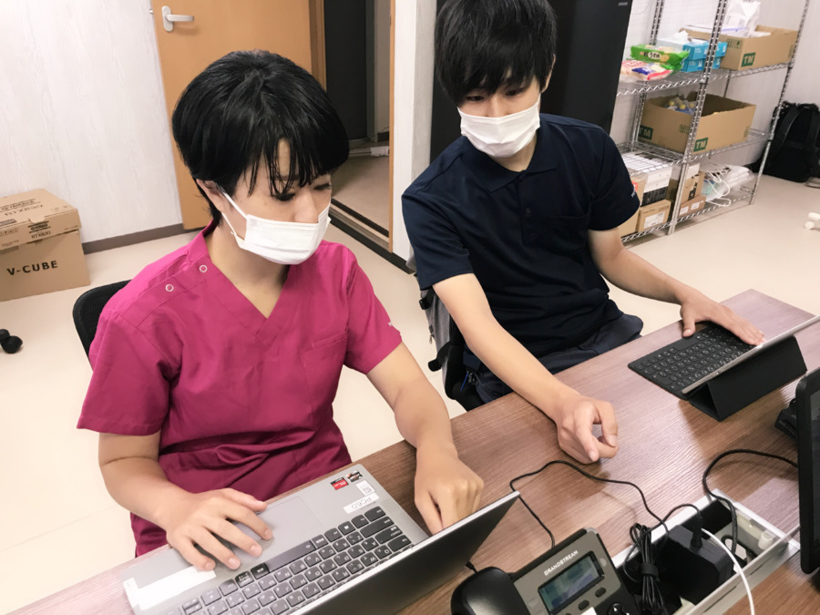 いきいきSUN訪問看護リハビリステーション 篠崎支店の画像