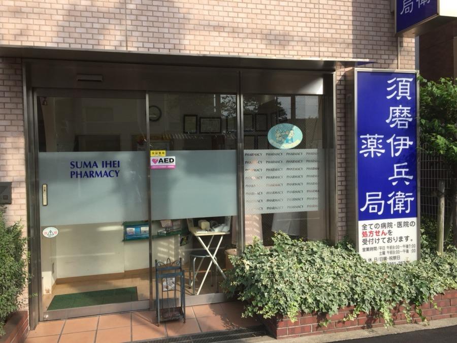須磨伊兵衛薬局の画像