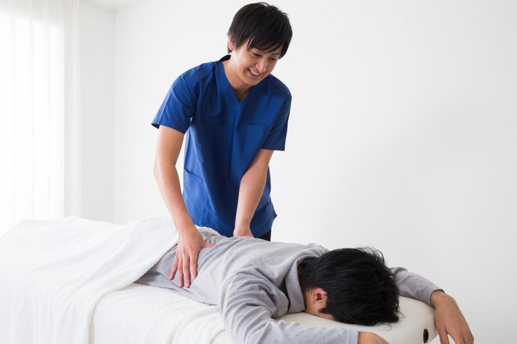 歩鍼灸院整骨院の画像