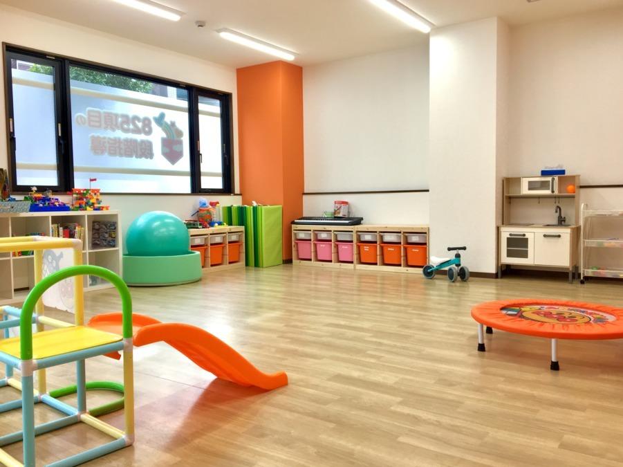 てらぴぁぽけっと 千葉中央教室【2020年08月01日オープン】(児童指導員の求人)の写真:未就学のお子様を受け入れる児童発達支援事業所です。