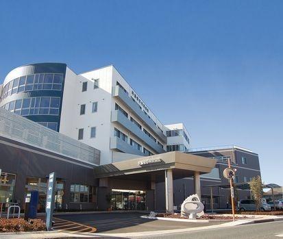川嶌整形外科病院の画像