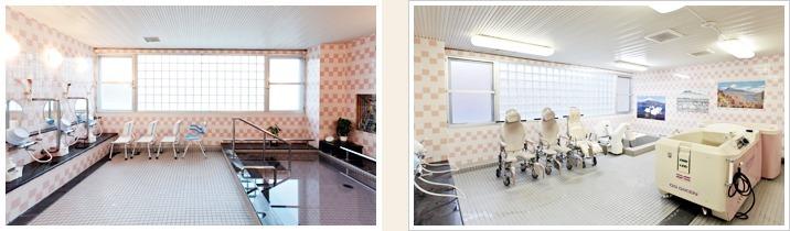 在宅複合型老人介護施設天兆園の画像