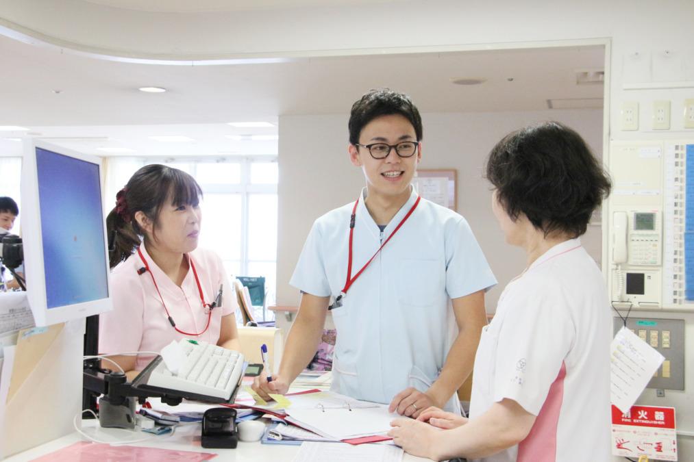 西広島リハビリテーション病院の画像