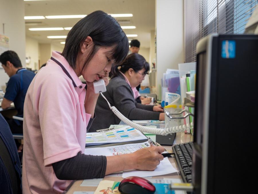訪問看護ステーション豊和(看護師/准看護師の求人)の写真: