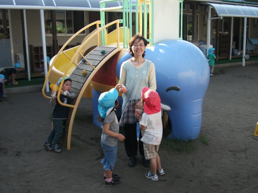 ハレルヤ保育園の画像