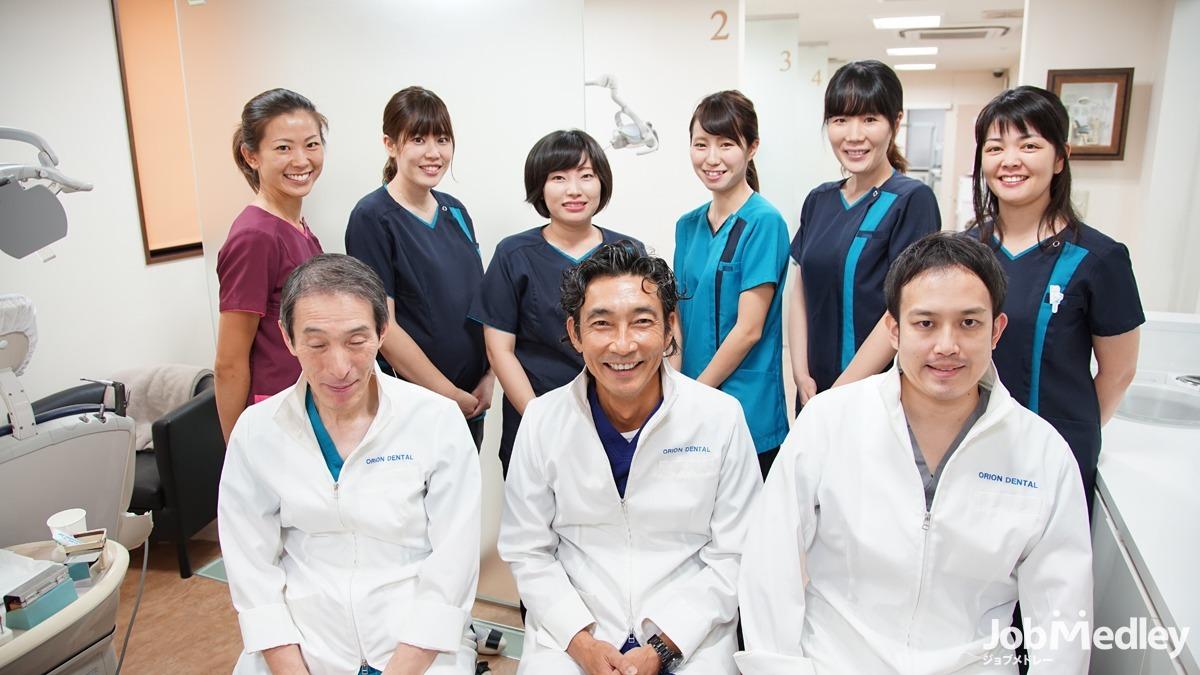 オリオン歯科医院 西白井クリニックの画像