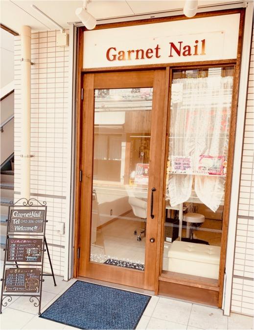 Garnet Nail(ネイリストの求人)の写真: