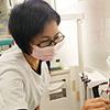歯科衛生士の職員の画像