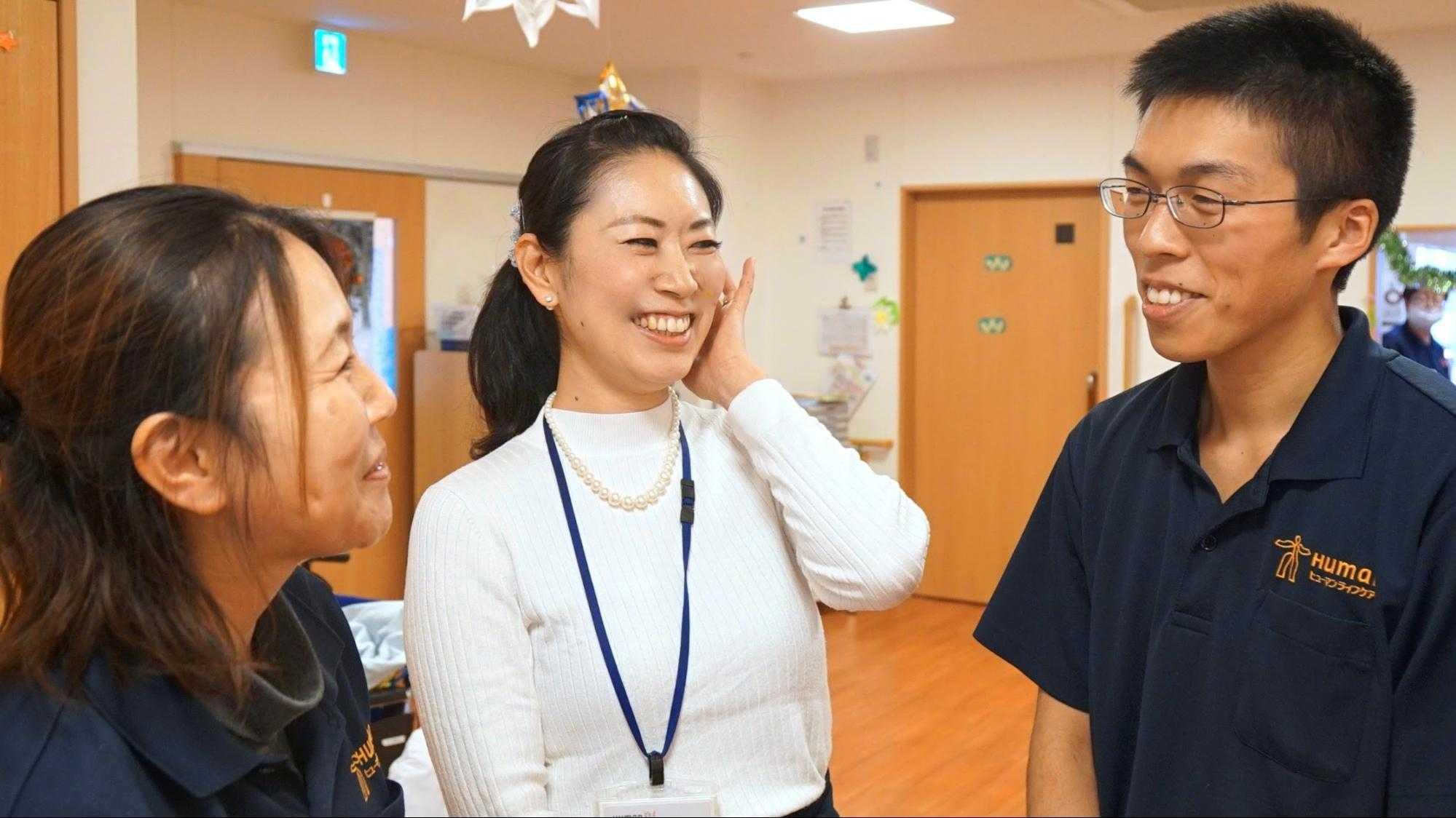 [PR] ヒューマンライフケアは介護経験者こそ輝けるー現場スタッフ・管理職が語る会社の魅力