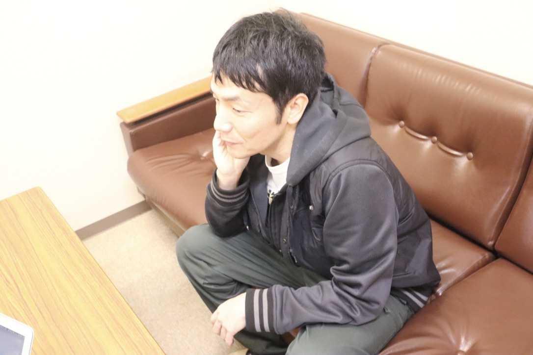 八丈島で働く介護スタッフ:永井さん