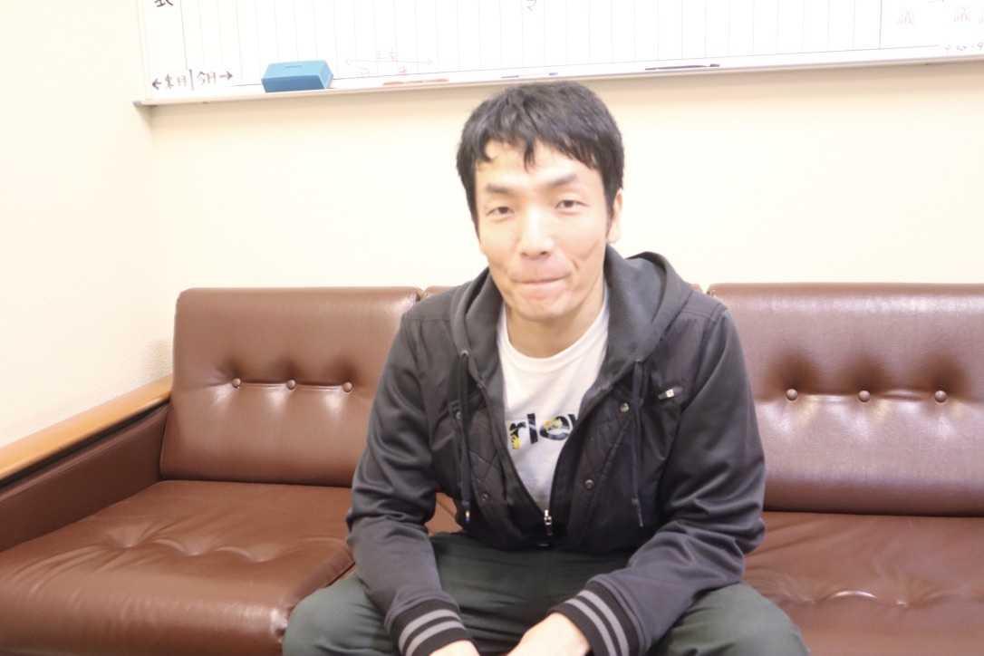 八丈島で働くスタッフ:永井さん